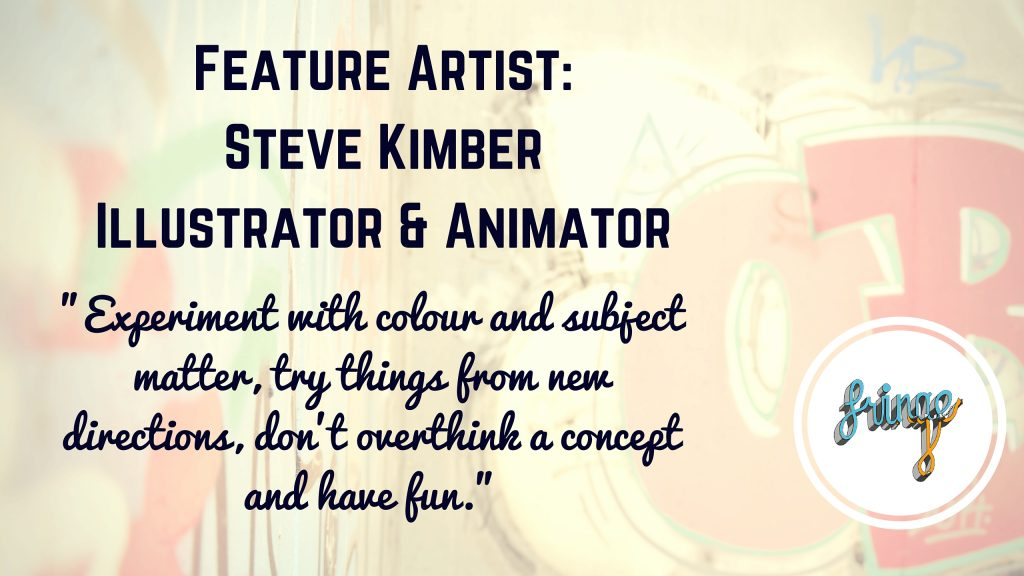 Steve Kimber feature post